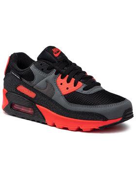 Nike Nike Buty Air Max 90 DJ4626 001 Czarny