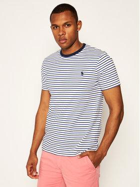 Polo Ralph Lauren Polo Ralph Lauren T-Shirt Classics 710803536001 Bílá Slim Fit