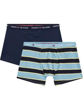 Tommy Hilfiger Tommy Hilfiger Lot de 2 boxers Trunk UB0UB00293 Bleu marine Regular Fit