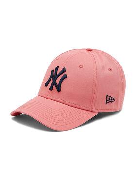 New Era New Era Шапка с козирка 9Forty Nyy Pnk New York Yankees 60137692 Розов