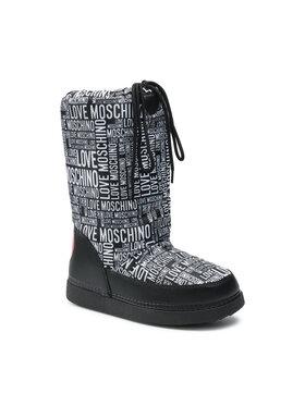LOVE MOSCHINO LOVE MOSCHINO Παπούτσια JA24012G1DISB00A Μαύρο