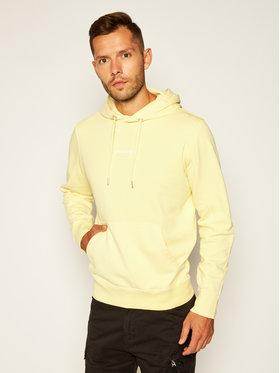 Calvin Klein Jeans Calvin Klein Jeans Sweatshirt Institutional J30J314690 Gelb Regular Fit