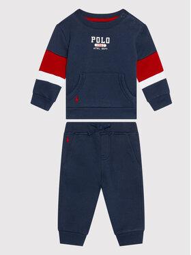 Polo Ralph Lauren Polo Ralph Lauren Dres Classics 320853725001 Granatowy Regular Fit