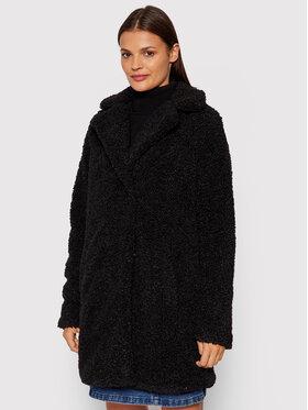 Noisy May Noisy May Зимове пальто NMGABI 27010169 Чорний Regular Fit