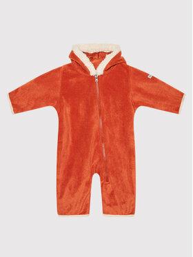 Columbia Columbia Гащеризон Tiny Bear™ Bunting 1523741 Оранжев Regular Fit