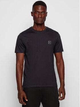 Boss Boss T-shirt Tales 50389364 Crna Regular Fit