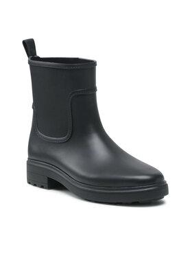 Calvin Klein Calvin Klein Γαλότσες Rain Boot HW0HW00606 Μαύρο