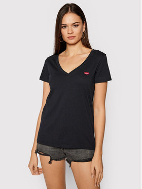 Levi's® Levi's® T-Shirt Perfect Tee 85341-0003 Czarny Regular Fit