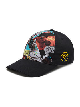 Rage Age Rage Age Καπέλο Jockey Xibes 3 Μαύρο