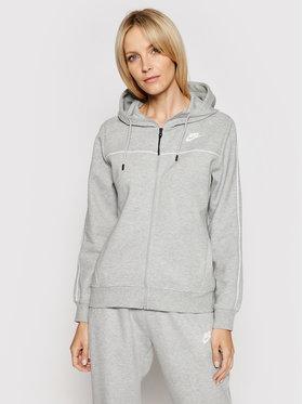Nike Nike Pulóver Sportswear Millenium Fleece CZ8338 Szürke Standard Fit