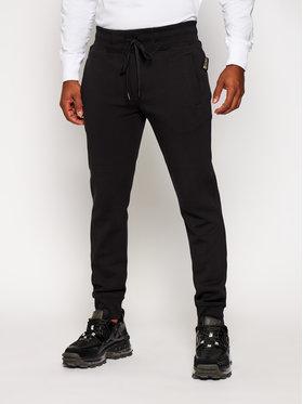 Versace Jeans Couture Versace Jeans Couture Pantaloni trening A2GZB1TA Negru Regular Fit