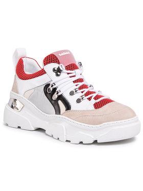 Baldinini Baldinini Sneakers 098054XVERSBIAROSXXX Alb