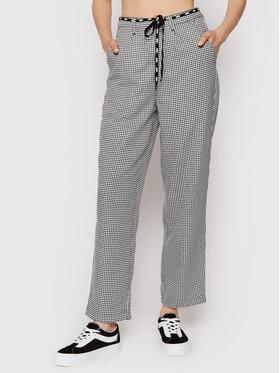 Vans Vans Pantalon en tissu Well Suited VN0A5JN3 Blanc Regular Fit