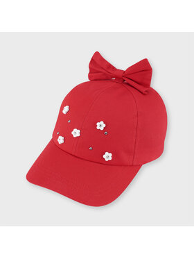 Mayoral Mayoral Καπέλο Jockey 10061 Κόκκινο