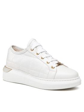 Baldinini Baldinini Sneakersy D2BM23VINYLTLT Biały