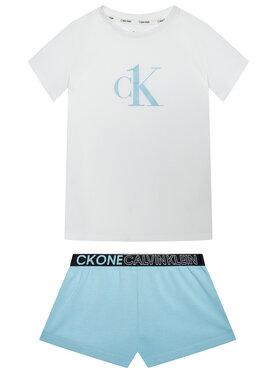 Calvin Klein Underwear Calvin Klein Underwear Pijama G80G800460 Alb