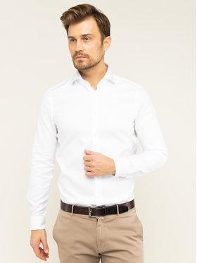 Strellson Strellson Košile Sereno 30017493 Bílá Slim Fit
