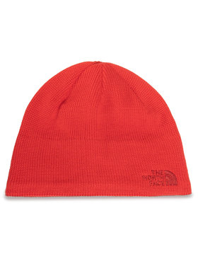 The North Face The North Face Czapka Bones Recyced Beanie NF0A3FNSR15 Czerwony