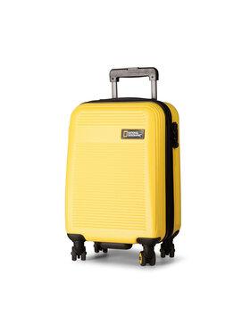 National Geographic National Geographic Srednji tvrdi kofer N137HA.49.68 Žuta