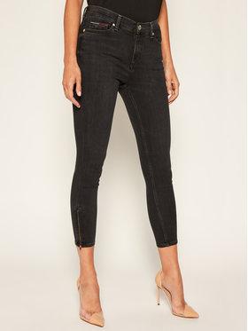 Tommy Jeans Tommy Jeans Jeansy Skinny Fit Nora DW0DW08388 Czarny Skinny Fit