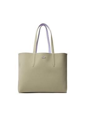 Lacoste Lacoste Дамска чанта Shopping Bag NF2142AA Бежов