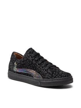 Froddo Froddo Πάνινα παπούτσια G3130183 D Μαύρο
