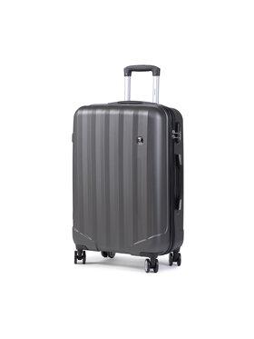 Dielle Dielle Mittelgroßer Koffer D90 Grau