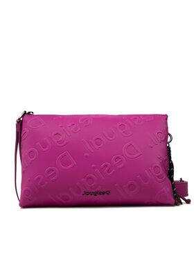 Desigual Desigual Дамска чанта 21WAXP87 Виолетов