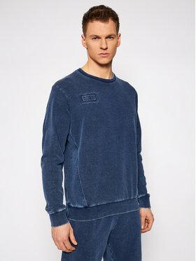 Guess Guess Džemperis M1GQ48 K9V10 Tamsiai mėlyna Regular Fit