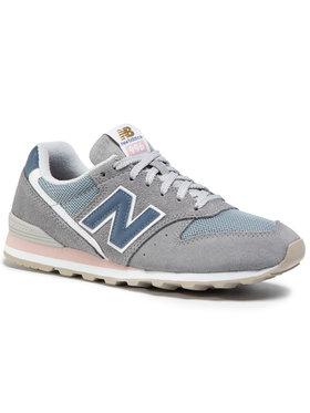 New Balance New Balance Sneakersy WL996WS Sivá