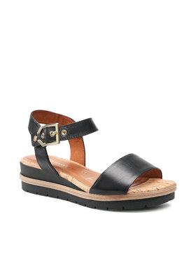 Tamaris Tamaris Sandále 1-28222-26 Čierna