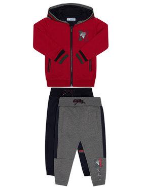 Mayoral Mayoral Set 2 perechi pantaloni trening și bluză 4814 Colorat Regular Fit