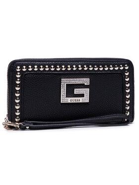 Guess Guess Portefeuille femme grand format Bling (Vg) Slg SWVG79 84460 Noir