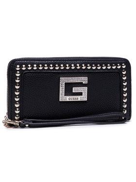 Guess Guess Veľká dámska peňaženka Bling (Vg) Slg SWVG79 84460 Čierna