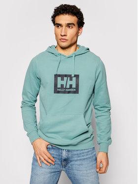 Helly Hansen Helly Hansen Mikina Box 53289 Zelená Regular Fit