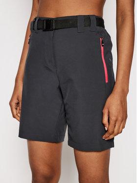 CMP CMP Pantaloni scurți sport 3T51146 Gri Regular Fit