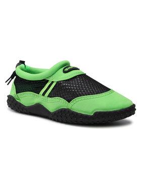 Playshoes Playshoes Boty 174503 Zelená