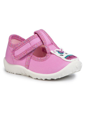 Superfit Superfit Papuci de casă 0-609256-5500 Roz