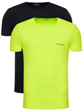 Emporio Armani Underwear Emporio Armani Underwear 2-dílná sada T-shirts 111267 1P717 46120 Barevná Regular Fit