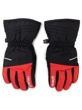 Reusch Reusch Lyžařské rukavice Alan Junior 4861115 Černá