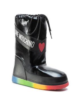 LOVE MOSCHINO LOVE MOSCHINO Śniegowce JA24012G1BIX1000 Czarny