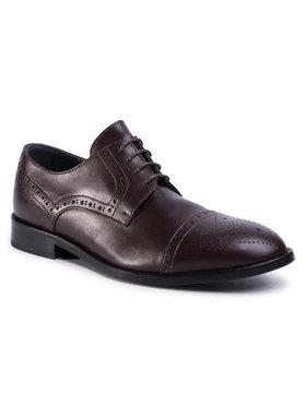 Pollini Pollini Обувки SB10223C0AUC0301 Кафяв