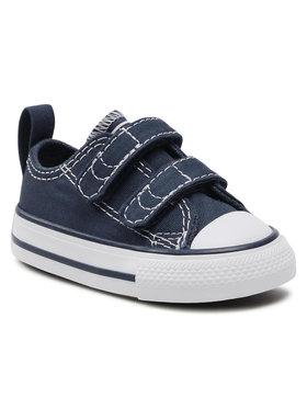 Converse Converse Sneakers aus Stoff Ct 2V Ox 711357 Dunkelblau
