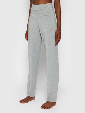 Hanro Hanro Παντελόνι πιτζάμας Yoga 7998 Γκρι