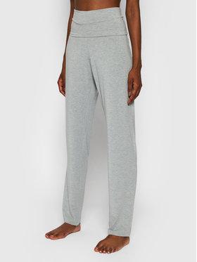 Hanro Hanro Spodnie piżamowe Yoga 7998 Szary
