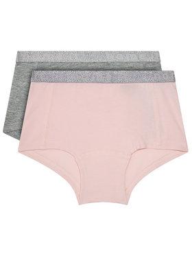 NAME IT NAME IT Sada 2 kusů kalhotek 13168353 Růžová