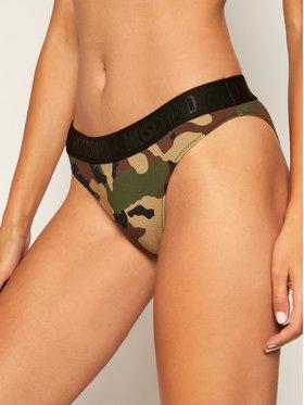 Moschino Underwear & Swim Moschino Underwear & Swim Brazilské kalhotky 47 339 018 Zelená