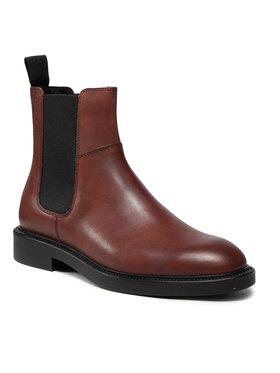 Vagabond Vagabond Členková obuv s elastickým prvkom Alex M 5266-001-27 Hnedá