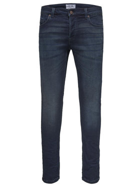 Only & Sons ONLY & SONS Дънки Loo 22013631 Тъмносин Slim Fit
