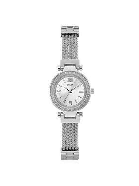 Guess Guess Zegarek Mini Soho W1009L1 Srebrny